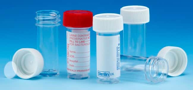 Thermo Scientific™Frascos Bijou de poliestireno de 7 ml Sterilin™: Inicio
