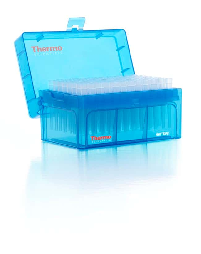 Thermo Scientific™ART™ Non-Filtered Extended Length Hinged Rack Pipette Tips