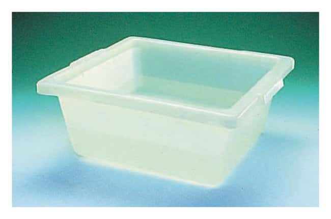 Thermo Scientific Nalgene HDPE Pans :Dishes, Plates and Flasks:Dishes