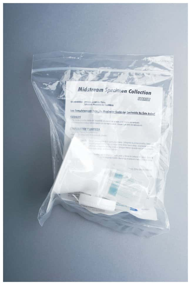 Thermo Scientific Samco Bio-Tite Midstream Specimen Containers:Healthcare:ClinicDx