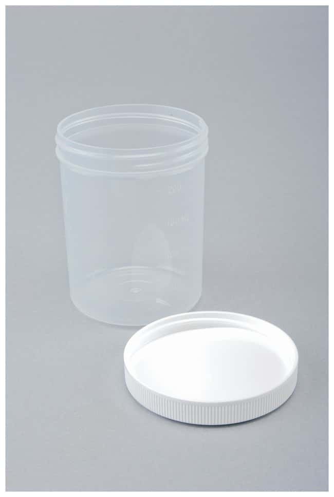 Thermo Scientific Samco Pathology and General Use Specimen Containers:First