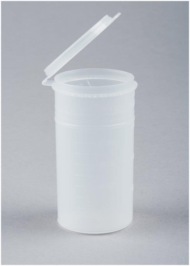 Thermo Scientific™Flacons Capitol Vial à couvercle à charnière, en polypropylène: Flacons d'échantillons Flacons