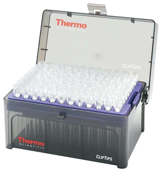 Thermo Scientific™ ClipTip™ Filtered Pipette Tips (EU IVD/CE-marked)