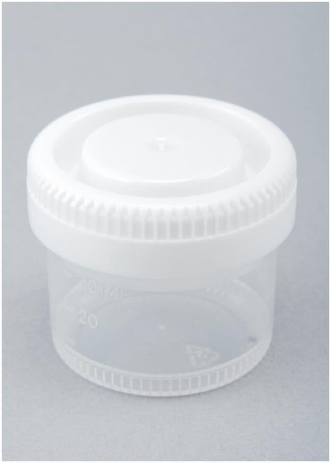 Thermo Scientific Samco Narrow Mouth Bio-Tite 60mL (2 oz.) 48mm Specimen