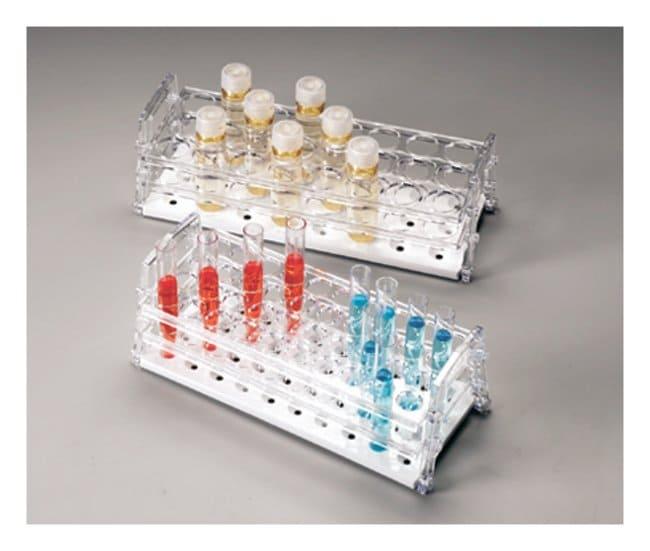 Thermo Scientific™Nalgene™ Polycarbonate General Purpose Test Tube Racks: Racks Racks, Boxes, Labeling and Tape
