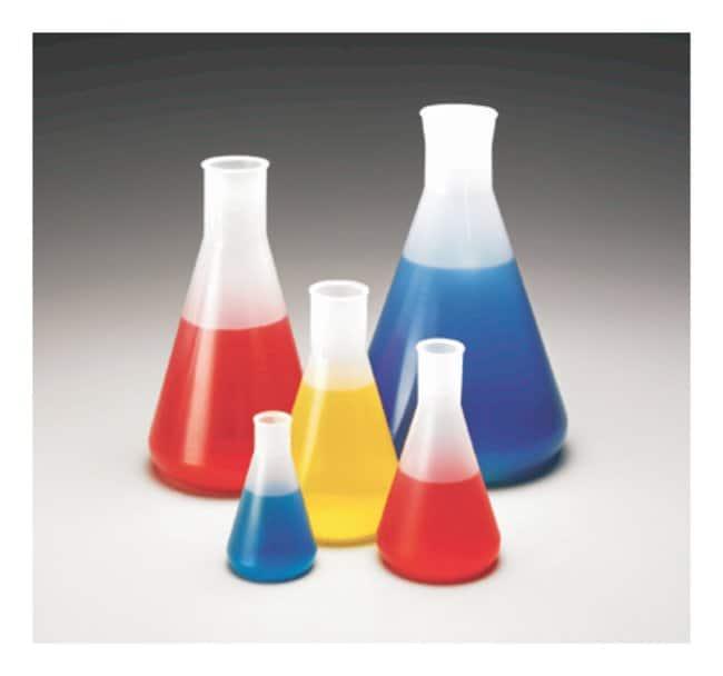 Thermo Scientific Nalgene Polypropylene Copolymer Erlenmeyer Flasks :Dishes,