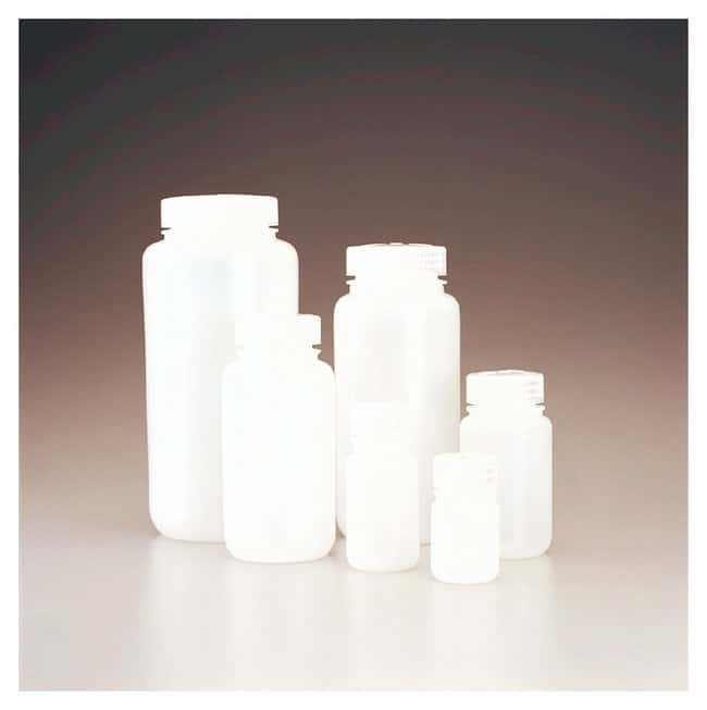 Thermo Scientific™Nalgene™ Wide-Mouth Lab Quality HDPE Bottles: Bottles Bottles, Jars and Jugs