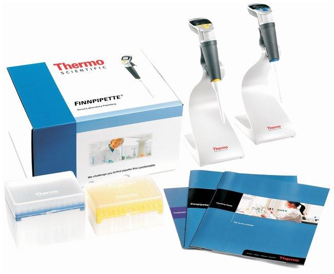 Thermo Scientific Finnpipette Novus GLP Kits :Pipets, Pipettes and Pipette