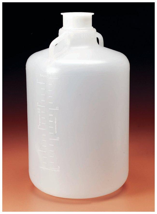 Thermo Scientific™Nalgene™ Polypropylene, Carboy with 3″ Sanitary Neck 50 L Thermo Scientific™Nalgene™ Polypropylene, Carboy with 3″ Sanitary Neck
