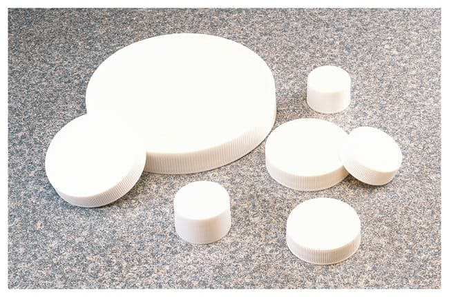 Thermo Scientific™LDPE Foam-lined Polypropylene Caps for Bulk Separates