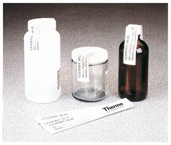 Thermo Scientific™Custody Seals, 1 x 7 in.
