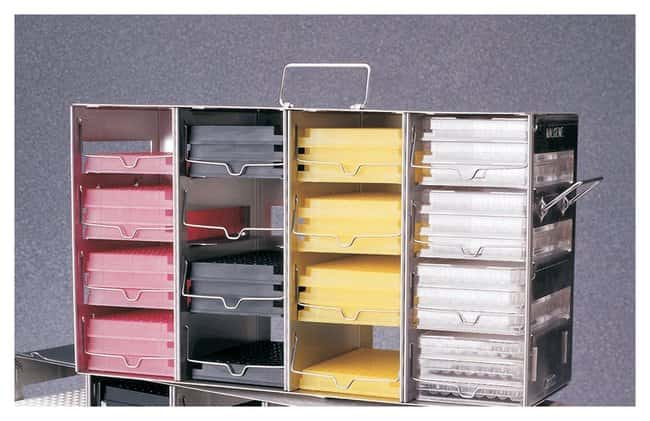 Thermo Scientific Nalgene Storage Racks for Microplates, 4x4:Racks, Boxes,