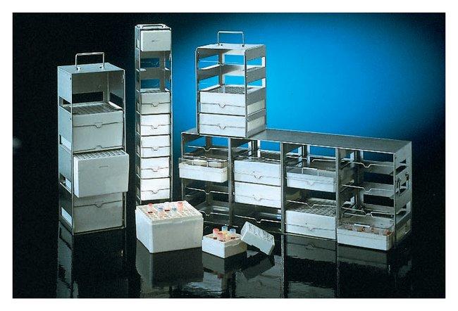 Thermo Scientific™CryoBox™ Freezer Racks: Cryogenic Storage Cell Culture