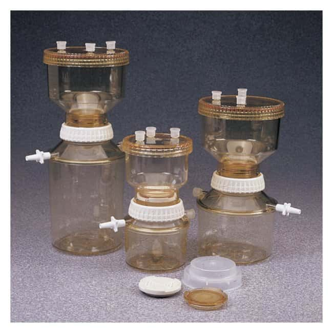 Thermo Scientific™Nalgene™ Reusable Filter Holders with Receiver: Funnels and Filtration Beakers, Bottles, Cylinders and Glassware