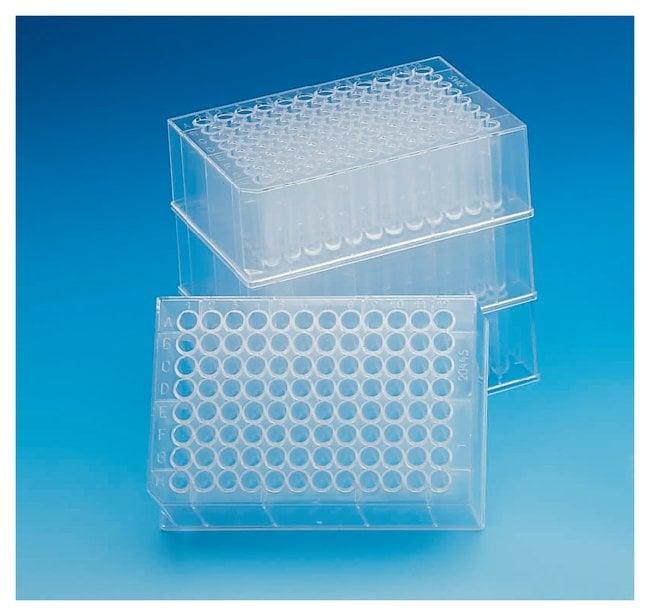 Thermo Scientific Nunc 96 DeepWell Polystyrene Plates  96 DeepWell-1mL,