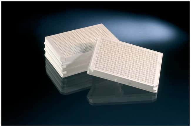 Thermo Scientific 384-Well Conical Bottom Polypropylene Plates, U shape,
