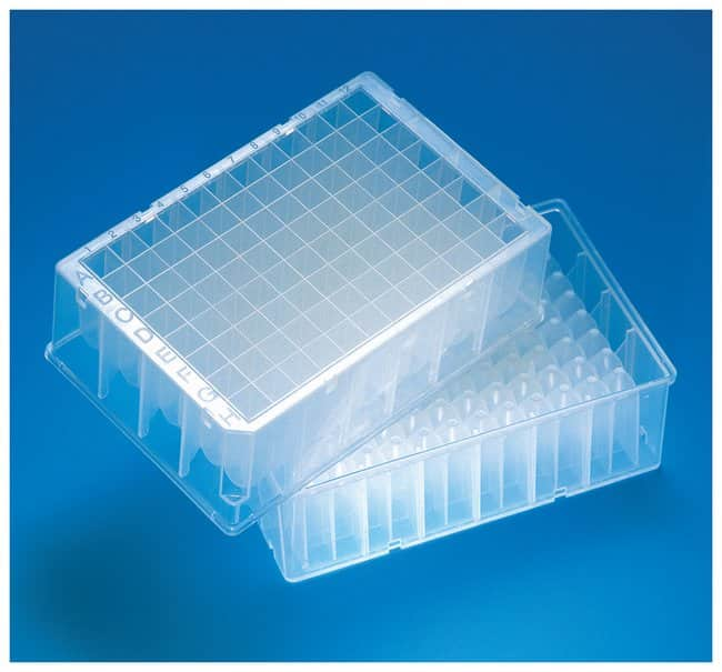 Thermo Scientific™ Abgene™ 96 Well 2.2mL Polypropylene Deepwell Storage Plate