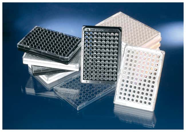 Thermo Scientific™Nunc™ MicroWell™ 96-Well Optical-Bottom Plates with Polymer Base
