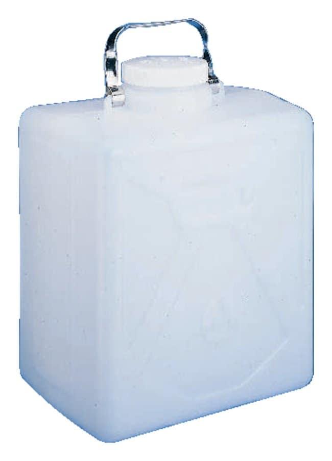 Thermo Scientific™Nalgene™ HDPE, Rectangular Carboy 20 L Thermo Scientific™Nalgene™ HDPE, Rectangular Carboy