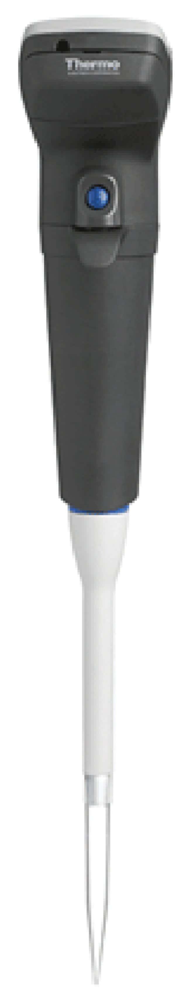 Thermo Scientific™Finnpipette™ Novus elektronische Einkanalpipetten Calibration range: 100-1000μL Thermo Scientific™Finnpipette™ Novus elektronische Einkanalpipetten