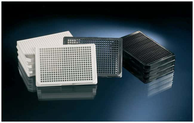 Thermo Scientific™Nunc™ White 384-Well Optical Bottom Plates