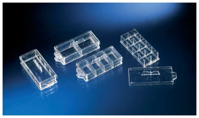 Thermo Scientific Nunc Lab-Tek II Chambered Coverglass :BioPharmaceutical