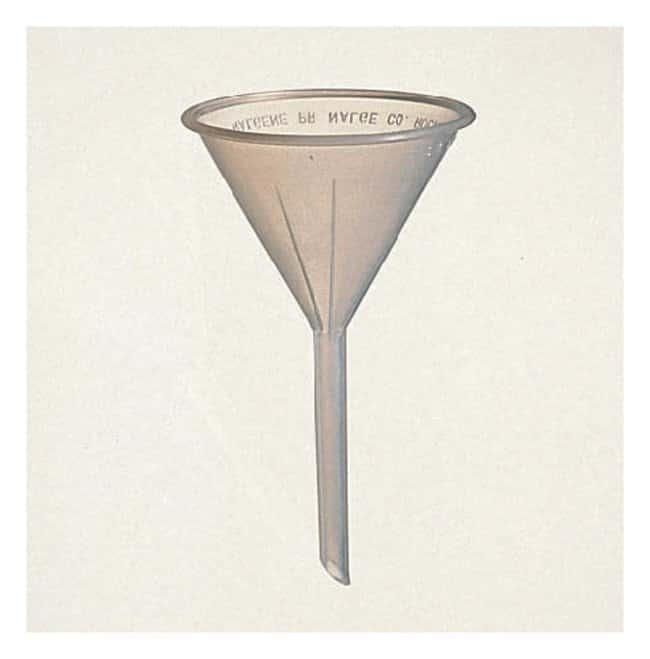 Thermo Scientific Nalgene Polypropylene Analytical Funnels Analytical Funnels,