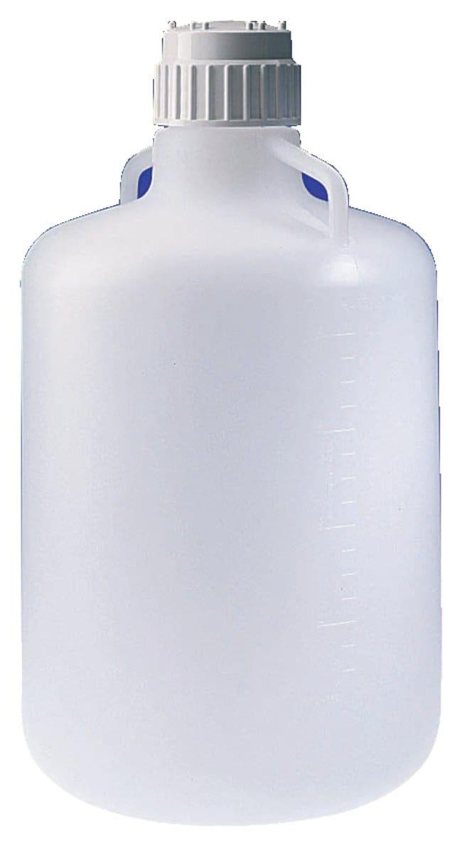 Thermo Scientific™Nalgene™  LDPE, Round Carboy 50 L Thermo Scientific™Nalgene™  LDPE, Round Carboy