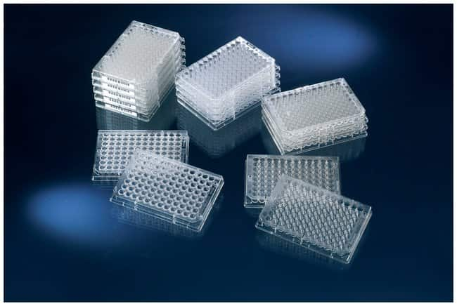 Thermo Scientific™ Nunc™ MicroWell™ 96-Well Microplates F 96 well plate, cell culture, clear, without lid, Sterile Products