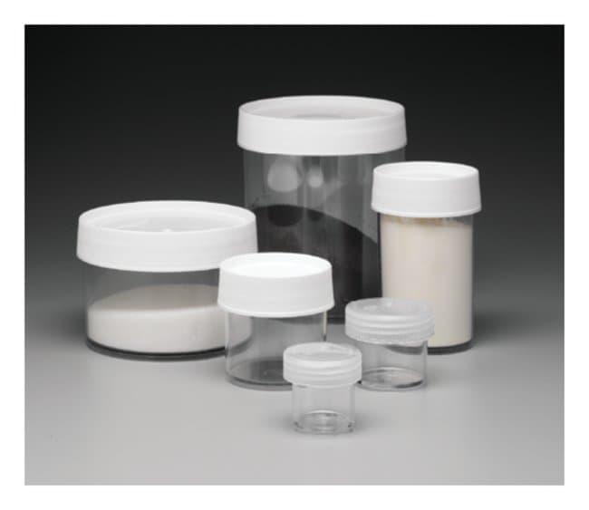 Thermo Scientific™Nalgene™ Geradwandige Weithalsbehälter aus Polycarbonat mit Verschluss: Gefäße Flaschen, Gefäße und Kannen