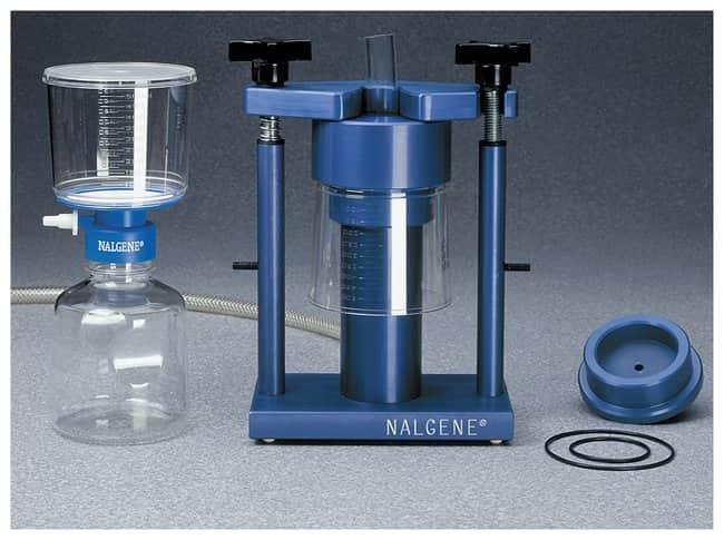 Filtration Hardware, Accessories, and Spare Parts: Funnels and Filtration Beakers, Bottles, Cylinders and Glassware