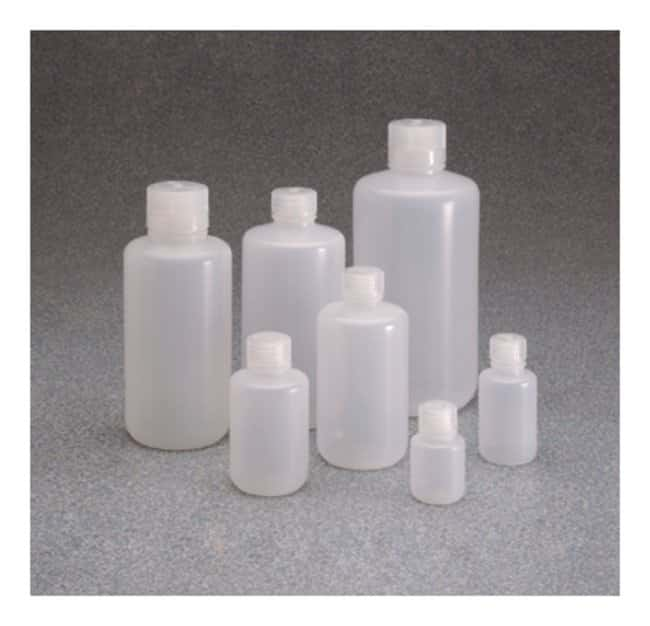 Thermo Scientific Nalgene Narrow Mouth LDPE Bottles with