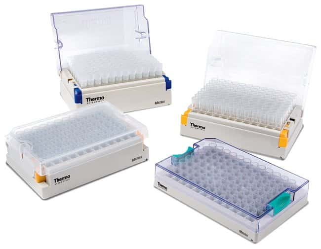Thermo Scientific Matrix 2D Barcoded Open-Top Storage Tubes:Healthcare:Blood