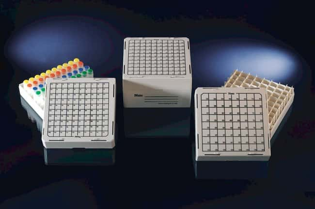Thermo Scientific™Cryoboxes: Boxes Racks, Boxes, Labeling and Tape