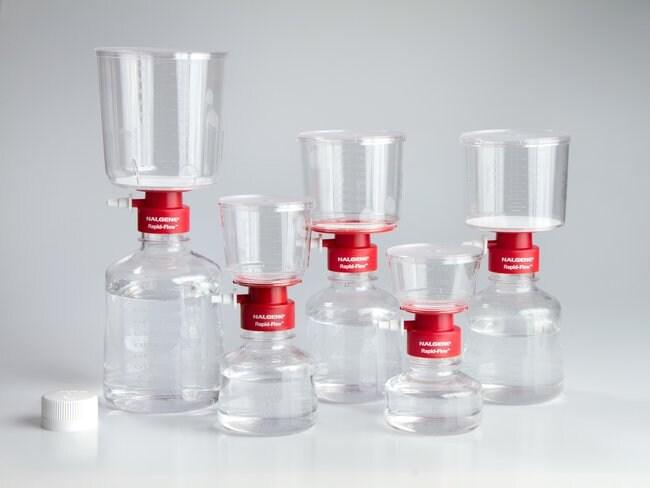 Thermo Scientific™Nalgene™ Rapid-Flow™ Sterile Disposable Filter Units with Nylon Membrane