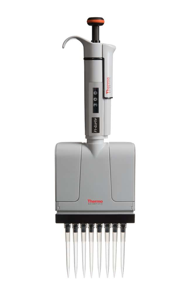 Thermo Scientific™ F1-ClipTip™ Multichannel Pipettes 8-channel, 300 Products