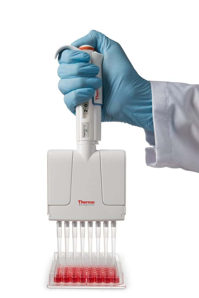 Thermo Scientific™ Finnpipette™ F1 Multichannel Pipettes: Home