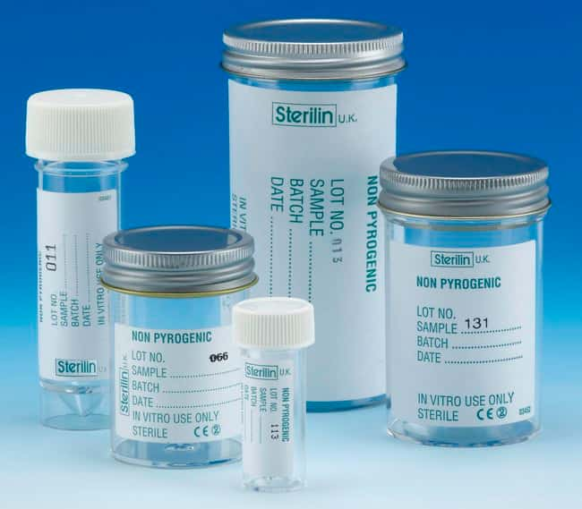 Thermo Scientific™ Sterilin™ Non-Pyrogenic Polystyrene Containers