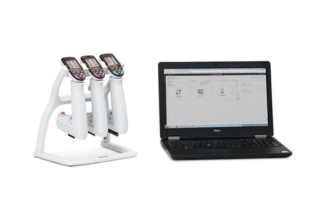 Thermo Scientific E1-ClipTip Bluetooth Electronic Multichannel Pipettes