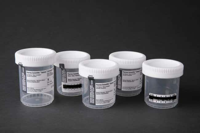 Thermo Scientific Samco Clicktainer Vials and Specimen Containers::