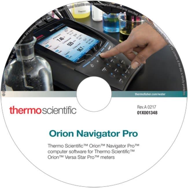 Thermo Scientific Orion Navigator Pro Computer Software::