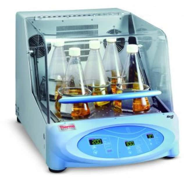 Thermo Scientific™ MaxQ™ 4000 Benchtop Orbital Shakers Incubated and Refrigerated; Digital; 15 to 500rpm; 15C below ambient to 60C; 240V 50/60Hz Products