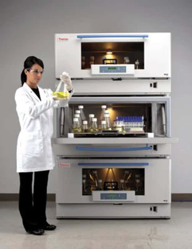 Thermo Scientific™ MaxQ™ 8000 Incubated/Refrigerated Stackable Shakers Refrigerated; Digital; 5°C or 20°C below ambient to 60°C; 240V 50Hz Products
