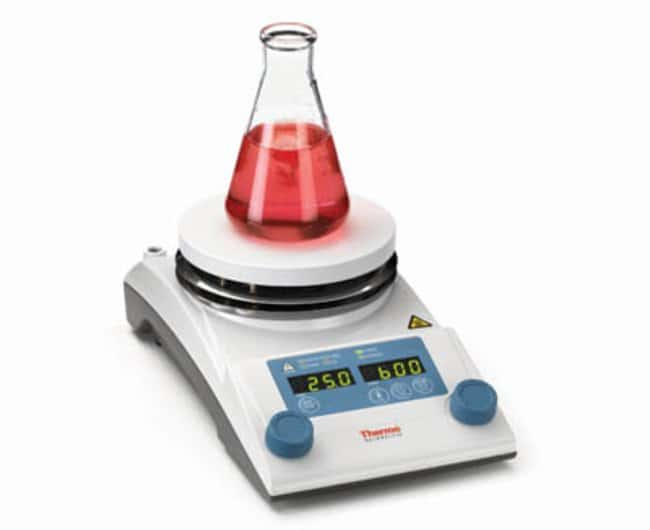 Thermo Scientific™ RT2 Advanced Hotplate Stirrer 230V, 50/60Hz, Cord set w/various plugs Thermo Scientific™ RT2 Advanced Hotplate Stirrer