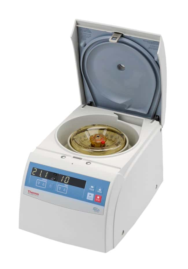 Thermo Scientific Heraeus Pico 21 Microcentrifuge :Centrifuges and Microcentrifuges:Microcentrifuges