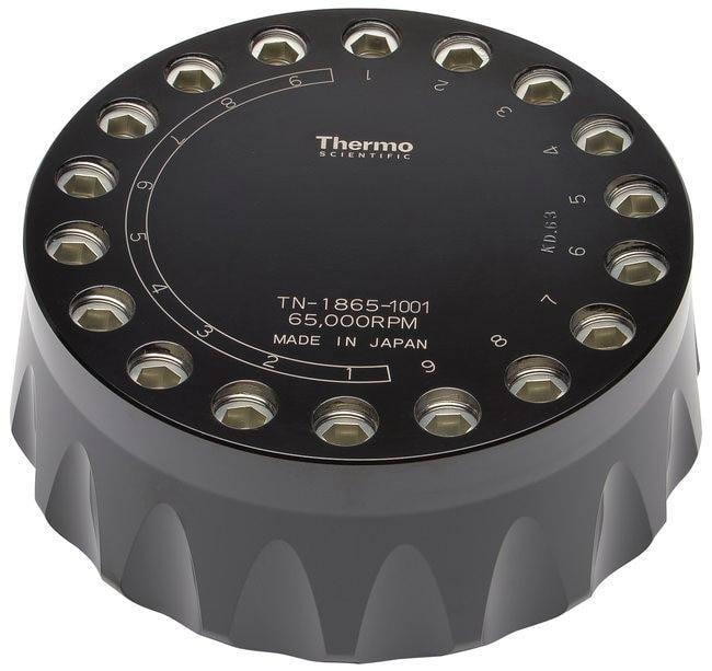 Thermo Scientific™TN-1865 Neo Angle Rotor TN-1865 Neo Angle Rotor Ultracentrifuge Rotors for Floor Model Centrifuges