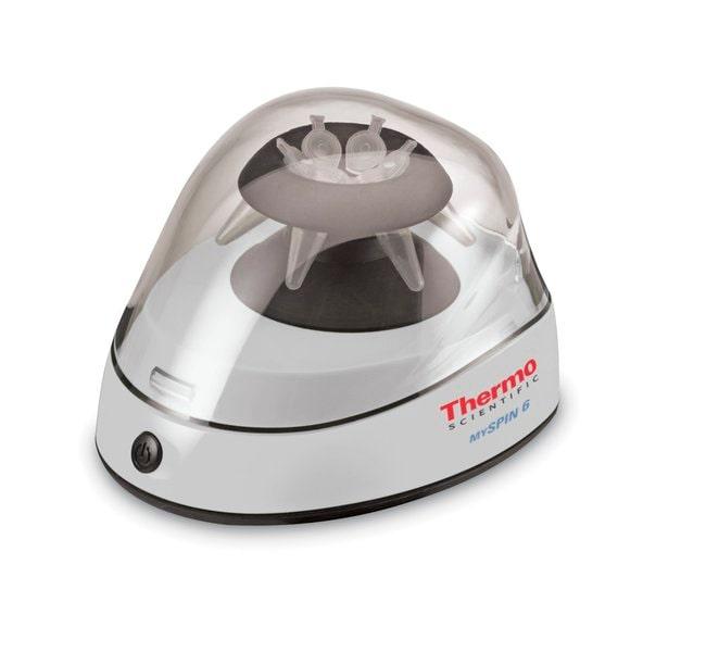 Thermo Scientific™Mini-centrifugeuse mySPIN 6 Mini-centrifugeuse mySPIN 6 Microcentrifugeuses