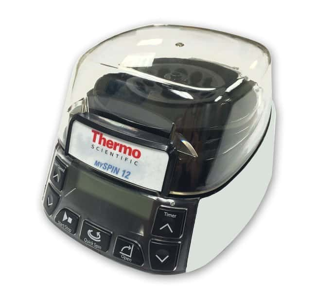 Thermo Scientific™ mySPIN™ 12 Mini Centrifuge mySPIN 12 Mini Centrifuge Microcentrifuges