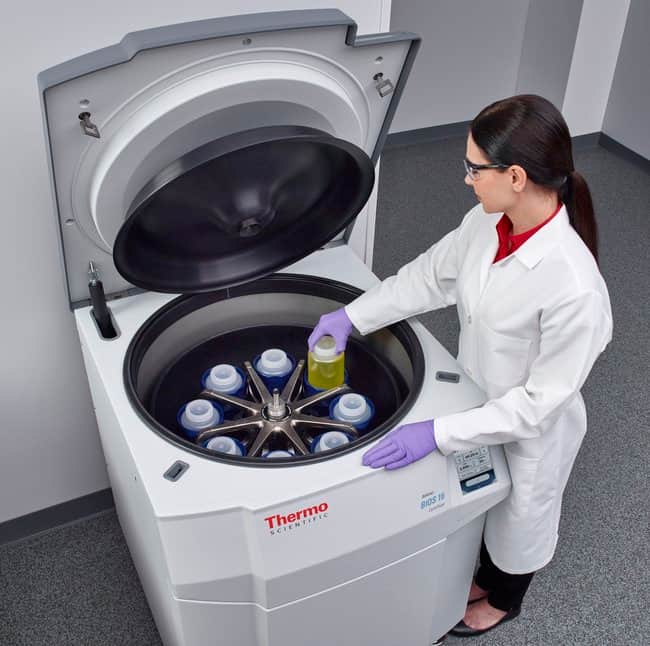 Thermo Scientific™ Sorvall™ BIOS 16 Bioprocessing Centrifuge <img src=