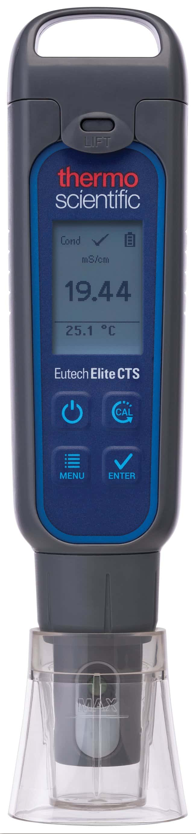Thermo Scientific™Elite CTS Conductivity / TDS / Salinity Cup-sensor Pocket Testers and Replacement Sensors  Ver productos